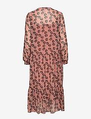 Soyaconcept - SC-BLONDIE - robes longeur du midi - rose smoke combi - 1
