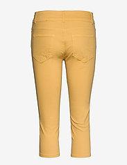 Soyaconcept - SC-ERNA - pantalons capri - yellow - 1
