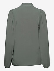Soyaconcept - SC-RADIA - long sleeved blouses - shadow green - 1