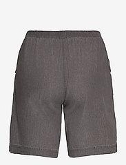 Soyaconcept - SC-AKILA CHAMBREY - shorts casual - grey - 1