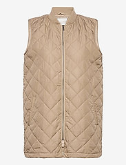 Soyaconcept - SC-FENYA - puffer vests - camel - 0