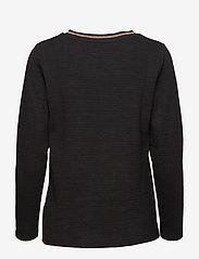 Soyaconcept - SC-MENJA - long-sleeved tops - black - 1