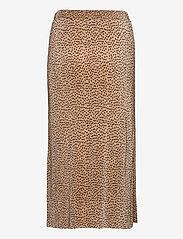 Soyaconcept - SC-NELLIE - maxi skirts - camel combi - 1
