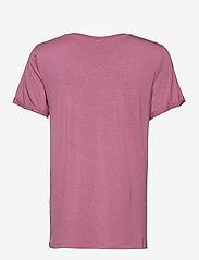 Soyaconcept - SC-MARICA FP - t-shirt & tops - dark pink rose - 1