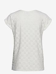 Soyaconcept - SC-INGELA - t-shirts - offwhite - 1
