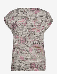 Soyaconcept - SC-GALINA - t-shirts - pink combi - 1
