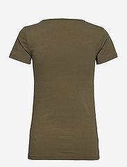 Soyaconcept - SC-PYLLE - t-shirt & tops - dark army - 1
