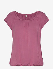 Soyaconcept - SC-MARICA - t-shirts - dark pink rose - 0