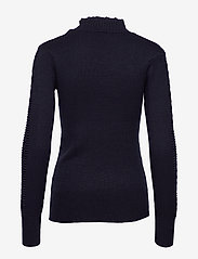 Soyaconcept - SC-BLISSA - pulls col roulé - navy - 1