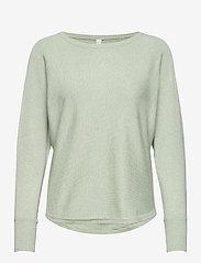 Soyaconcept - SC-DOLLIE - jumpers - light green melange - 0