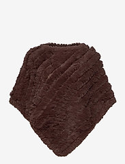 Soyaconcept - SC-NABI - ponchos en capes - brown - 0