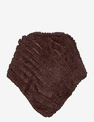 Soyaconcept - SC-NABI - ponchos en capes - brown - 1