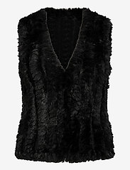 Soyaconcept - SC-NABI - puffer vests - black - 0