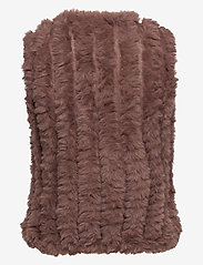 Soyaconcept - SC-NABI - puffer vests - brown - 1