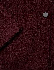 Soyaconcept - SC-MISELLA - wool coats - ruby - 4