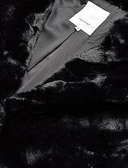 Soyaconcept - SC-AUGUSTA - faux fur - black - 2