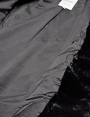 Soyaconcept - SC-AUGUSTA - faux fur - black - 4
