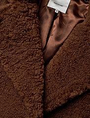 Soyaconcept - SC-KINGA - faux fur - brown - 2