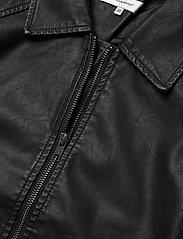 Soyaconcept - SC-GUNILLA - leather jackets - black - 2