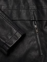 Soyaconcept - SC-GUNILLA - leather jackets - black - 3