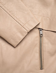 Soyaconcept - SC-GUNILLA - leather jackets - camel - 3