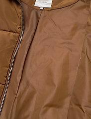 Soyaconcept - SC-NINA - puffer vests - dark caramel - 4