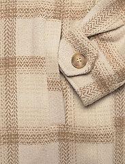 Soyaconcept - SC-LANIA - light coats - cream combi - 3