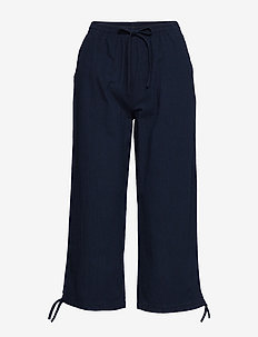 SC-CISSIE - casual trousers - navy