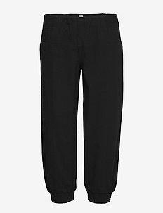 SC-CISSIE - spodnie na co dzień - black