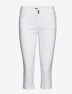 SC-ERNA - capri pants - white