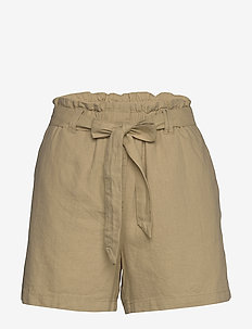 SC-INA - paper bag shorts - desert