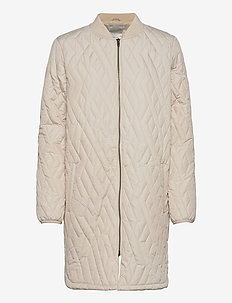 SC-FENYA - quilted jackets - sand