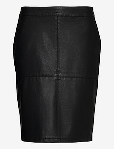 SC-GUNILLA - ołówkowe spódnice - black