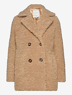 SC-KINGA - faux fur - camel