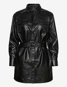 SC-BECKIE - overshirts - black