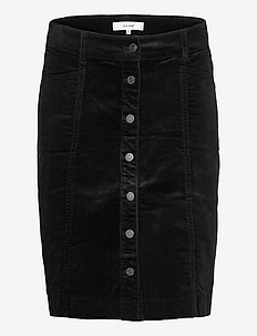 SC-LIVIA - midi kjolar - black