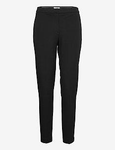 SC-NURA - slim fit bukser - black