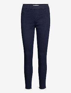 SC-NADIRA - bukser med smalle ben - navy