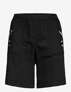 SC-AKILA - shorts casual - black