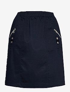 SC-AKILA - midi kjolar - navy
