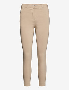 SC-LILLY - broeken med skinny fit - camel