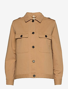 SC-ORION - utility jackets - biscuit