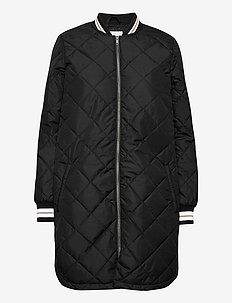 SC-FENYA - quilted jackets - black