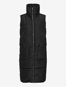 SC-NINA - vestes rembourrées - black