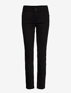 SC-ERNA LANA - slim jeans - black