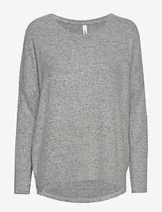 SC Biara 2 Cardigan Grey