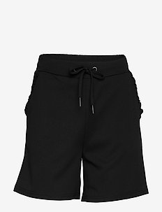 SC-SIHAM - casual shortsit - black