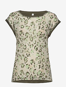 SC-SUE - t-shirts - army combi