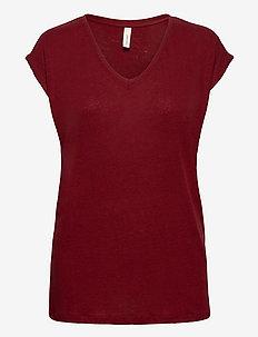SC-ISABEL - t-shirts - syrah