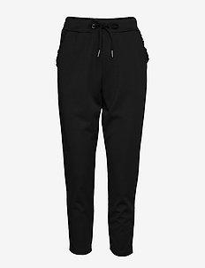 SC-SIHAM - spodnie na co dzień - black